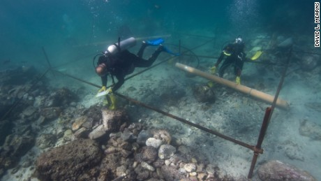 c7b74503aa663 Vasco da Gama's Esmeralda believed to have been found - CNN Video