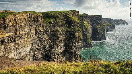 Ireland's most beautiful landscapes and places