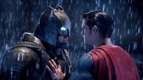 """""""Batman v. Superman: Dawn of Justice"""": Two iconic superheroes face off in this DC Comics film that left some fans torn between whether it was epic or ewwww. (HBO Now)"""