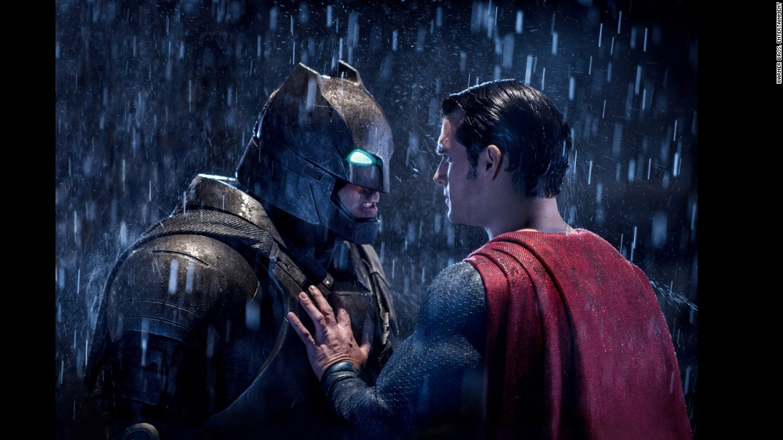 "<strong>""Batman v. Superman: Dawn of Justice"": </strong>Two iconic superheroes face off in this DC Comics film that left some fans torn between whether it was epic or ewwww. <strong>(HBO Now) </strong>"