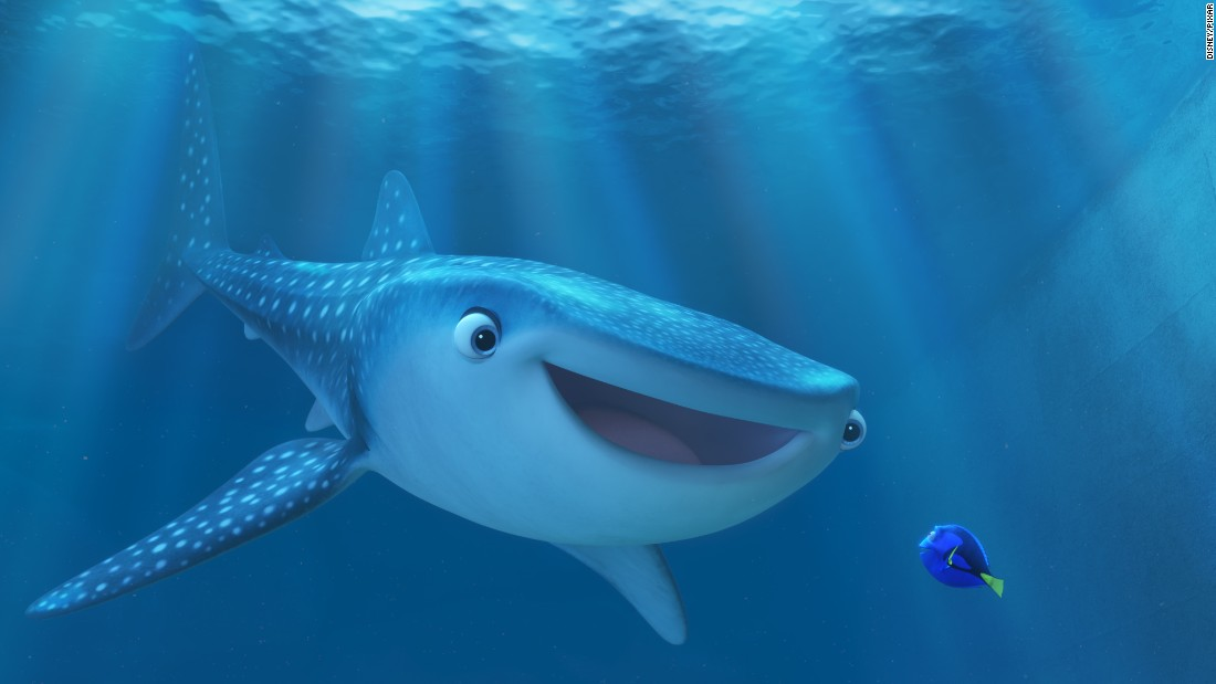 """Finding Nemo"" is one of the most beloved Pixar films. One of that film's most beloved characters, Dory the absent-minded tang fish, now gets her own film. Ellen DeGeneres provides the voice of Dory. She's joined by Idris Elba, Diane Keaton and Michael Sheen. Opens June 17."