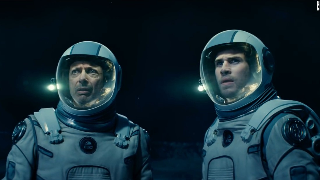 "Aliens don't like it when you infect their spaceships with computer viruses and save humanity. In ""Independence Day: Resurgence,"" they've sent another force to attack Earth, and Jeff Goldblum, as scientist David Levinson, has to subdue them again. Also returning: Brent Spiner, even though his character was apparently killed off in 1996's ""Independence Day."" The film opens June 24."