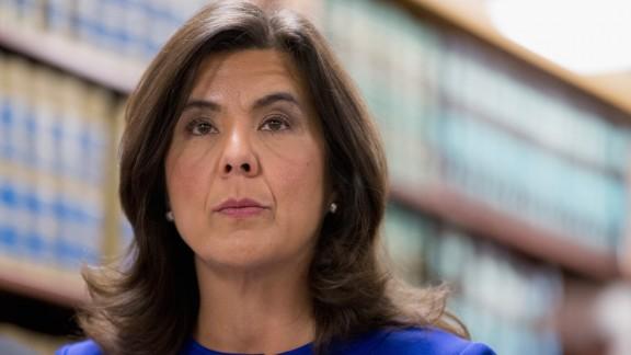 Anita Alvarez was first elected in 2008.