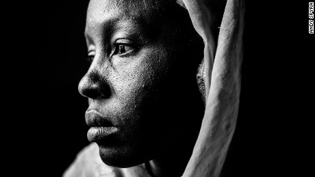 Yola, Nigeria - 25.1.2016