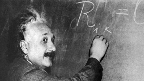 1930s This undated portrait shows German-born Swiss-US physicist Albert Einstein (1879-1955), author of theory of relativity, awarded the Nobel Prize for Physics in 1921. September 21, 2009  marks the centennial of Albert Einstein's first presentation in Salzburg of the theory of relativity.  AFP PHOTO  (Photo credit should read -/AFP/Getty Images)