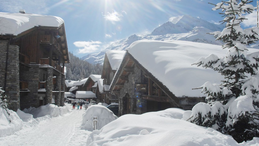 This Tarentaise resort was once the preserve of instructors and guides on days off from Val d'Isere and Tignes, but now little Sainte Foy has flourished into a decent all-rounder for those seeking a quieter life.