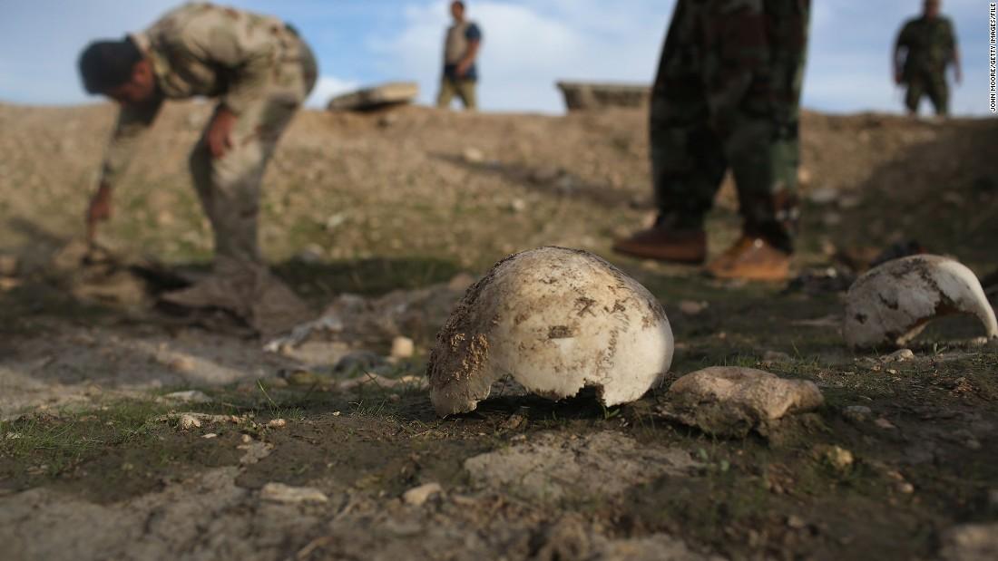 UN team builds genocide case against ISIS