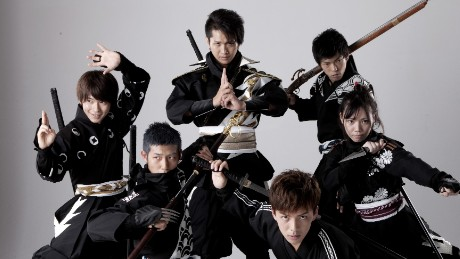 Ninjas wanted: Japan recruits six secret spies