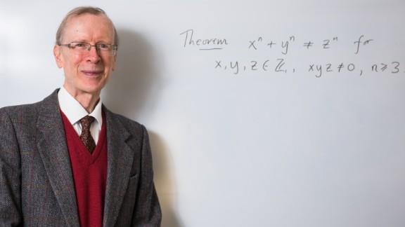 Prof Andrew Wiles