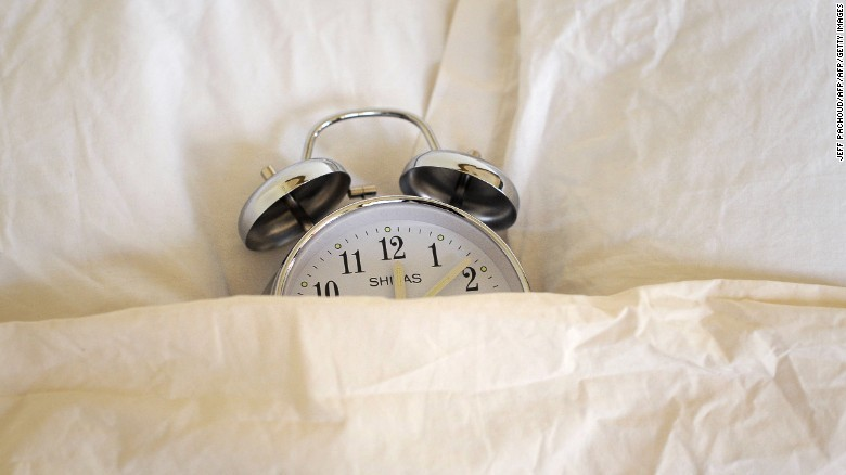 Trying to stay off your phone? Get it out of your bedroom by using a standard alarm clock.