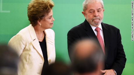 Committee to review impeachment request for Brazil's president