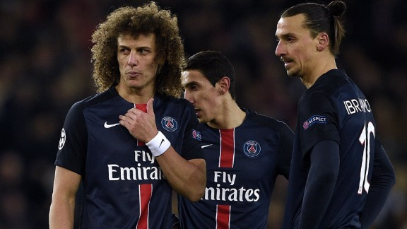 City plays Paris Saint-Germain in a matchup of the two richest sides in world football.