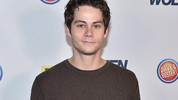 "Dylan O'Brien, 24, stars in the ""Maze Runner"" films."
