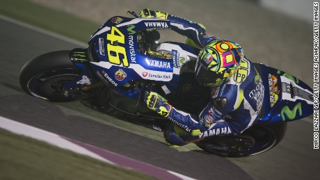 New Rules Old Feuds Motogp Returns Cnn