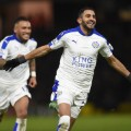 Riyad Mahrez of Leicester City