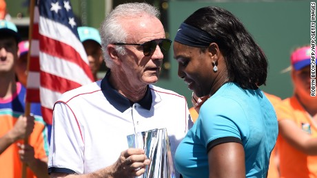 Raymond Moore: Serena Williams blasts tournament director's sexist comments