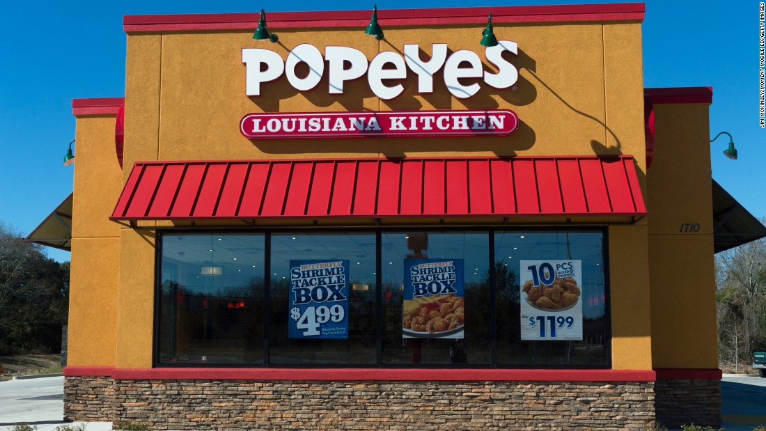 Ad Week editor credits 'Black Twitter' for Popeyes' success