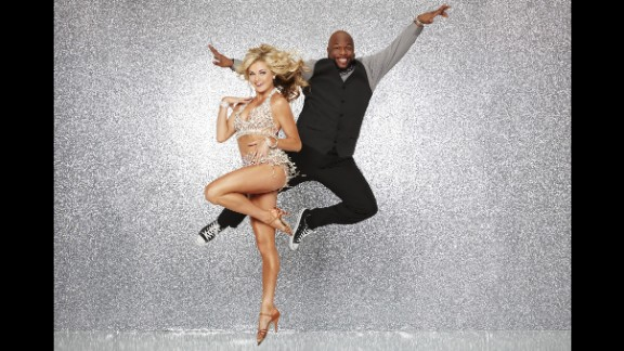 """Singer Wanya Morris, part of the hit R&B group Boyz II Men, danced up a storm on season 22 of """"Dancing With the Stars."""" Paired with professional dancer Lindsay Arnold, Morris was eliminated in the semi-finals."""