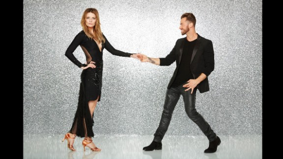 """""""The O.C."""" star Mischa Barton, who was paired with Artem Chigvintsev, has a strong background in New York theater. But she hasn't had many big hits since the 2003-07 television hit went off the air. They were eliminated in week 3."""