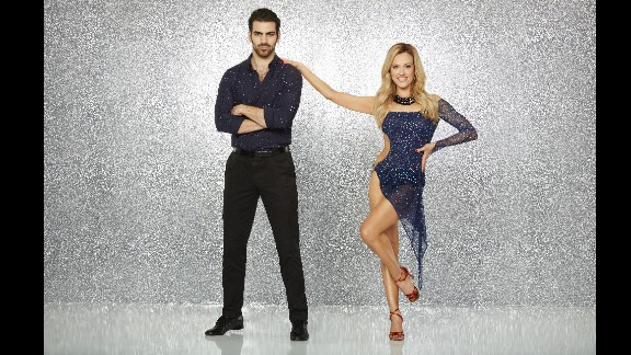 """Nyle DiMarco, who was paired with pro dancer Peta Murgatroyd, stood out as the first deaf contestant on """"America's Next Top Model"""" Then he won the reality model competition in 2015. The pair won season 22 of """"Dancing With the Stars."""""""