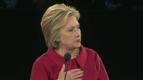 Hillary Clinton slams Donald Trump for 'bigotry'