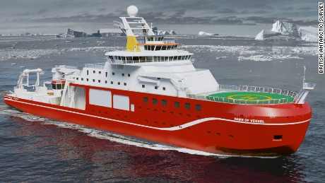 This could soon be Boaty McBoatface