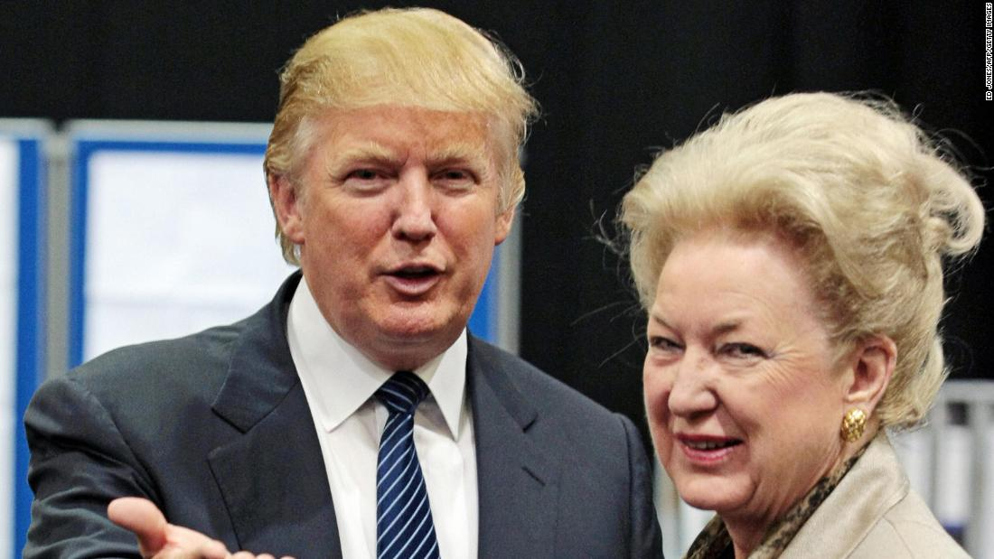 A financial disclosure from Donald Trump's sister led to The New York Times report on his taxes