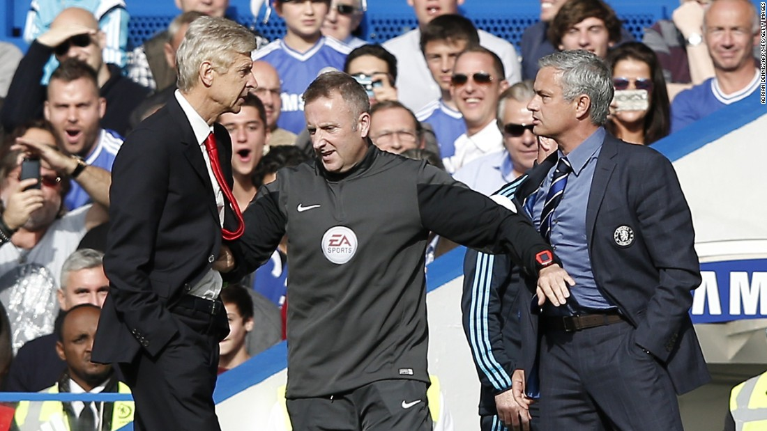 "Arsene Wenger was dubbed a ""specialist in failure"" by Mourinho because of Arsenal's Premier League title drought. Mourinho also described him as a ""voyeur,"" accusing him of focusing on Chelsea's spending and success."