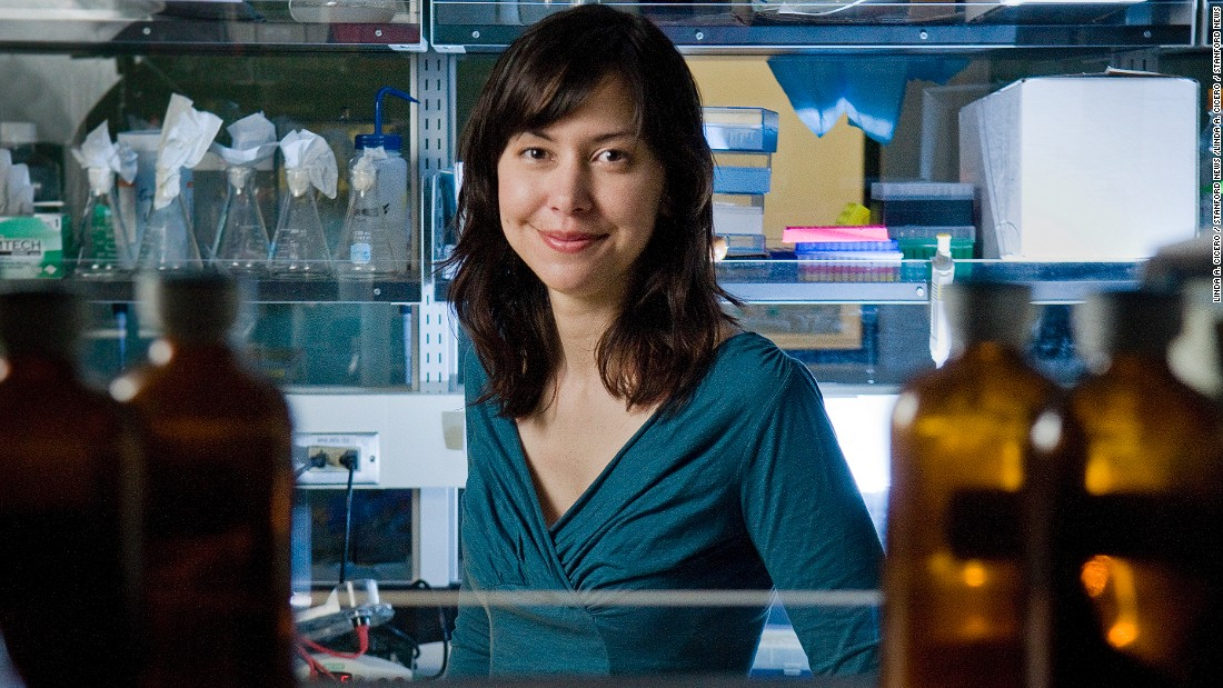 Synthetic biologist Christina Smolke (pictured) has set out to provide opioid drugs for the masses by injecting yeast with the DNA of opium poppies.