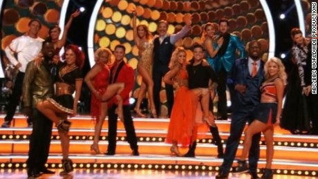 Season premiere of 'Dancing with the Stars'