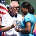 Serena Williams Raymond Moore