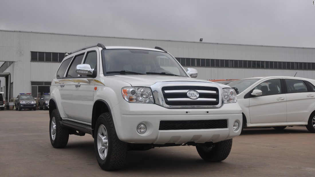 The company also produces a line of four-wheel drives including the IVM G6.