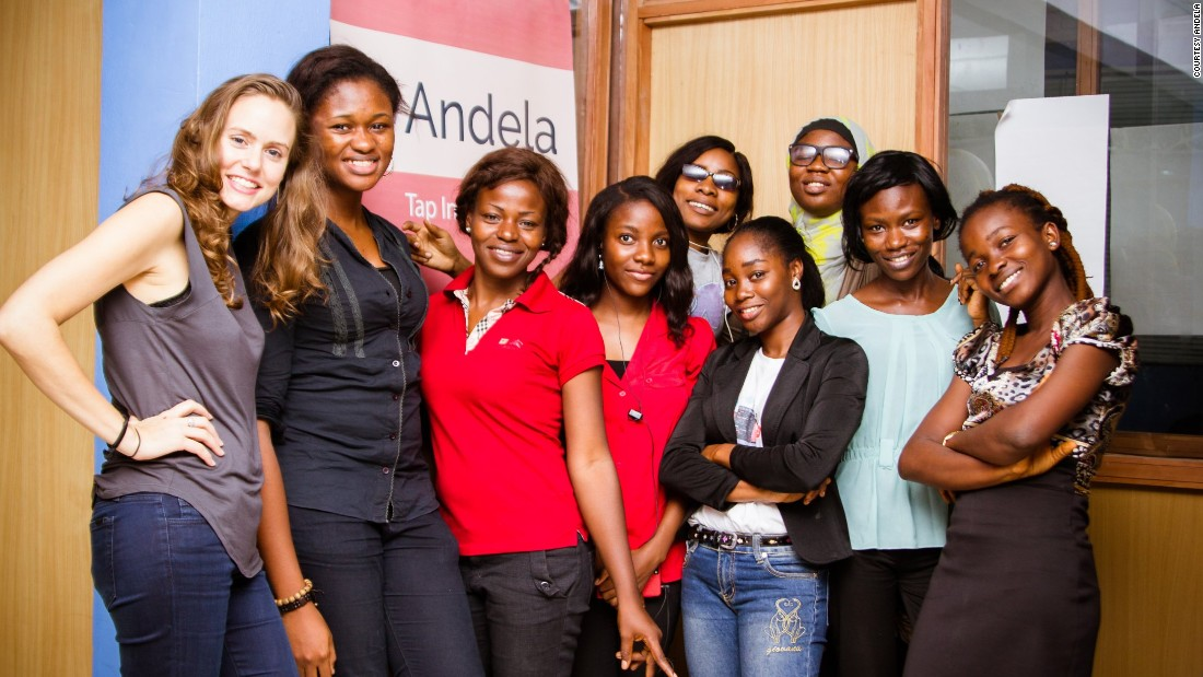 Andela is a company that scouts for smart Africans with a talent for tech, trains them and places them to work for international companies like Microsoft, while still based in Africa. The company is currently accepting applications for its first all-female developer team in Nairobi, Kenya.