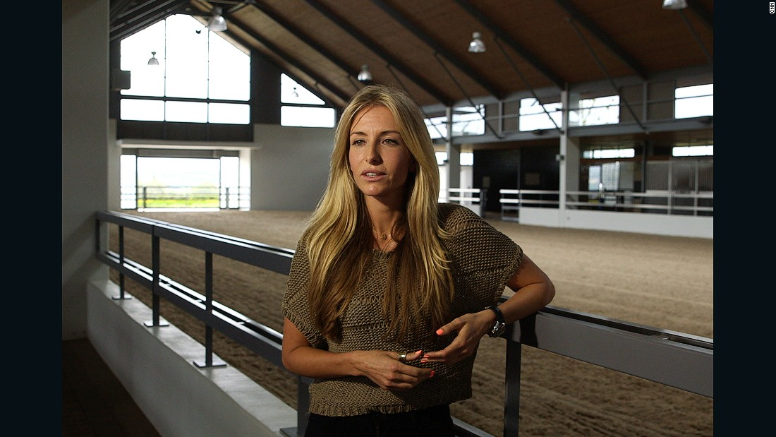 "Cavalli's operations director Lauren Smith gave <a href=""http://edition.cnn.com/videos/sports/2016/02/19/spc-winning-post-cavalli.cnn"">CNN's Winning Post show</a> a tour of some the horse facilities. ""It's really about paying tribute to our icon and our muse, the horse,"" Smith says. ""Slowly, but surely we've incorporated horses into the lifestyle aspect of what we offer to our guests.""<br />"