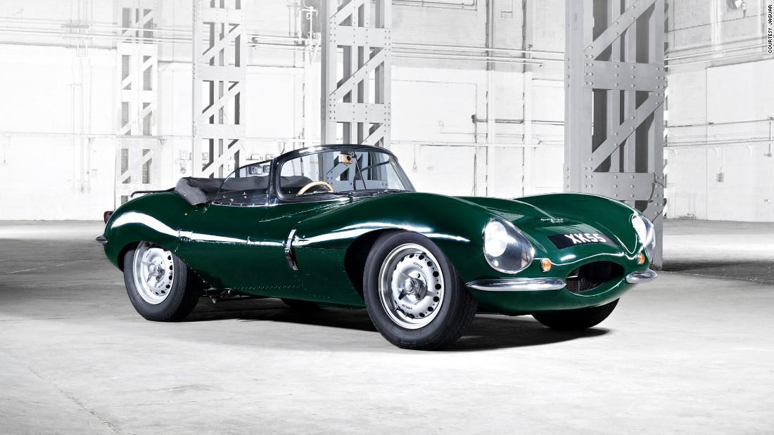 Jaguar XKSS supercar to be resurrected for millions - CNN Style