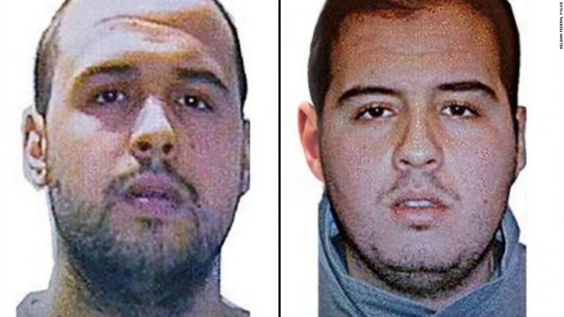 "A pair of brothers -- Khalid El Bakraoui, left, and his older brother Brahim -- are among the five people who authorities say played a part in the <a href=""http://www.cnn.com/2016/03/24/europe/brussels-investigation/index.html"" target=""_blank"">terrorist attacks in Brussels, Belgium,</a> on Tuesday, March 22. They're not the only siblings who've been involved in a major terrorist attack. Two brothers sat side by side on the plane that slammed into the North Tower of the World Trade Center on September 11, 2001. Two brothers were involved in the 2013 Boston Marathon bombings. And authorities say two brothers were part of the same ISIS cell that wreaked carnage in Paris in November. What is it about brothers and terrorism?"