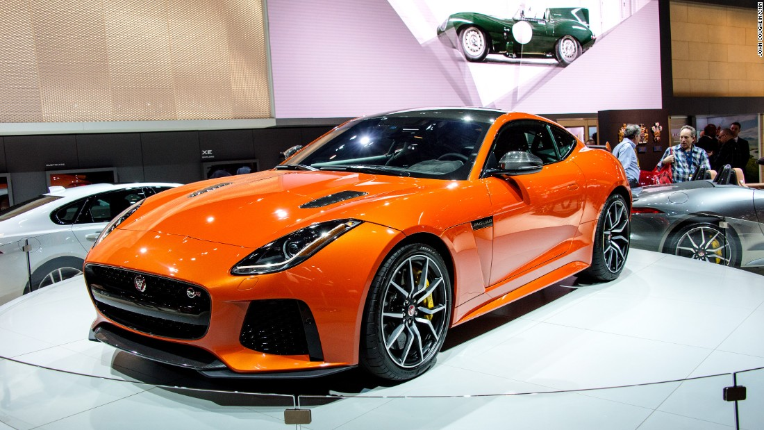 New York Auto Show New Cars Bound To Stop Traffic CNN Style - New car auto show