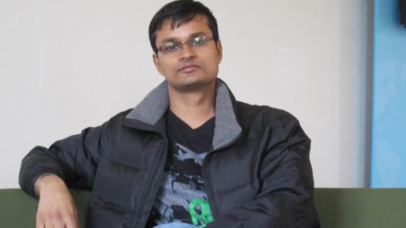 The Indian Embassy in Brussels is searching for Raghavendran Ganesan.