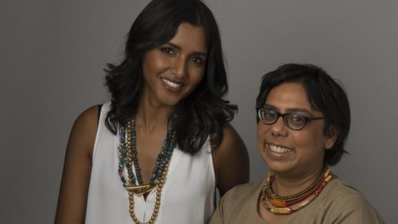 Rosena Sammi and Ruchira Gupta are working together to help survivors of sex trafficking.