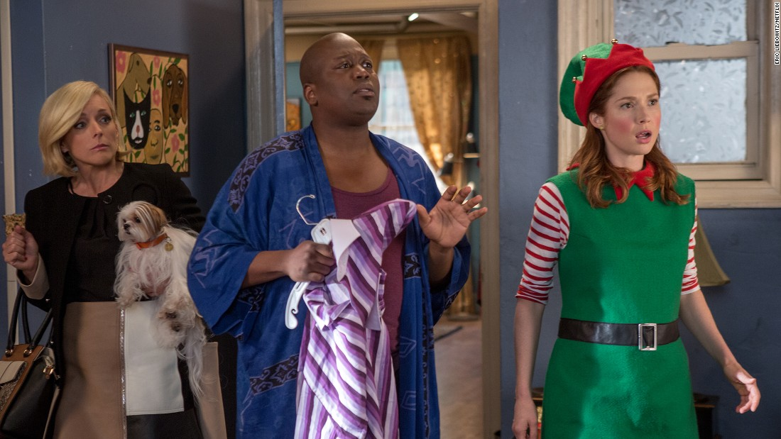 "Grab a glass of pinot! Season 2 of <strong>Netflix's ""Unbreakable Kimmy Schmidt""</strong> premieres April 15. Here's what else is streaming that month."