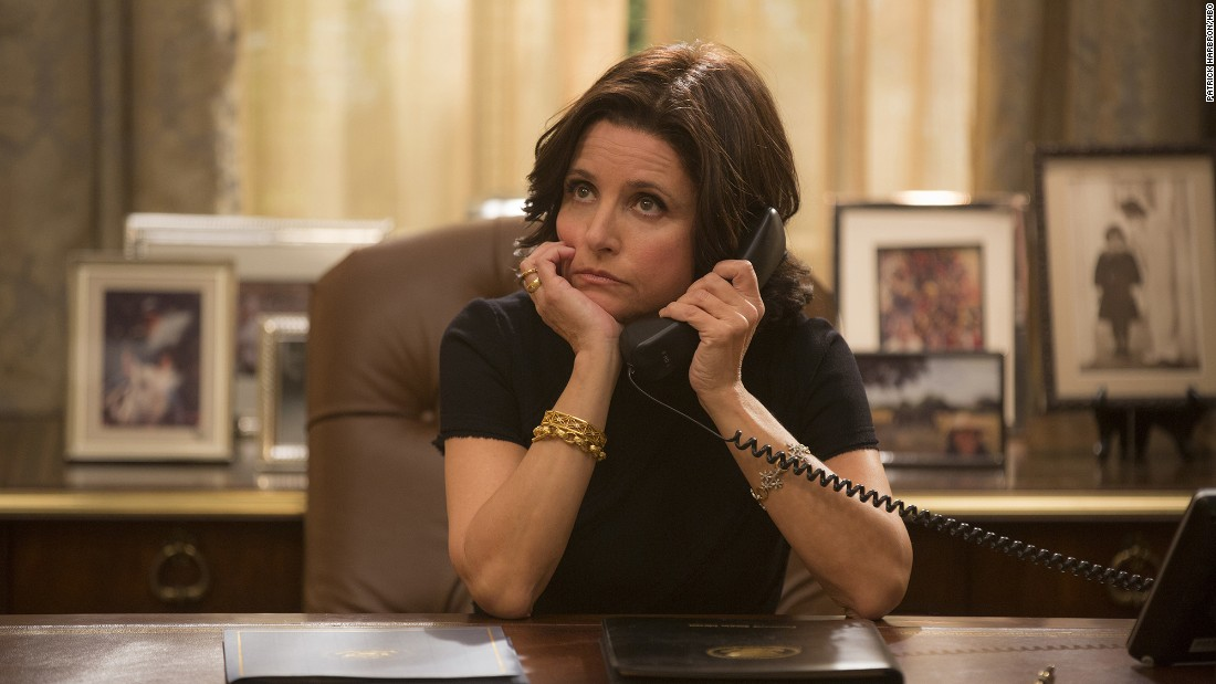 "<strong>""Veep"" season 2:</strong> Julia Louis-Dreyfus is the vice president of the United States in this hit HBO comedy. (<strong>Amazon Prime</strong>; season 5 premiere episode on <strong>HBO Now</strong>)"