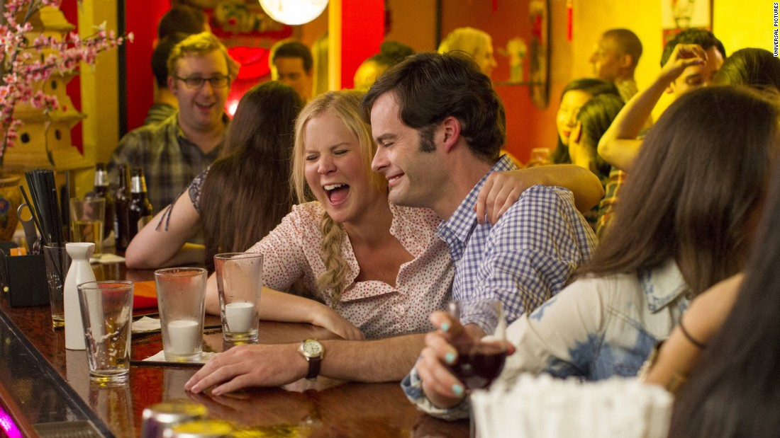 "<strong>""Trainwreck""</strong>: Amy Schumer wrote and stars in this comedy about a commitment-phobic journalist who meets her match with one of her story subjects, played by Bill Hader. <strong>(HBO Now) </strong>"