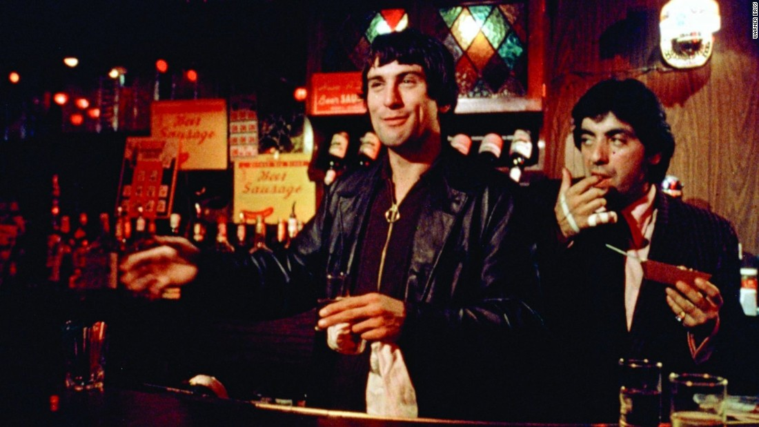 "<strong>""Mean Streets""</strong>: This crime film directed by Martin Scorsese is considered one of his mafia classics and has a cast including Robert De Niro, center, and David Proval. <strong>(HBO Now) </strong>"