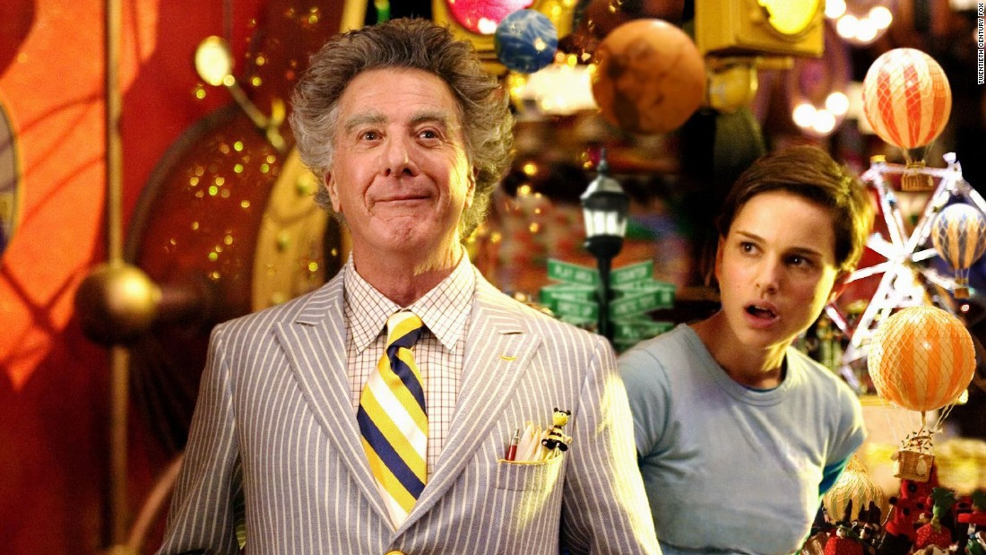 "<strong>""Mr. Magorium's Wonder Emporium""</strong>: Dustin Hoffman and Natalie Portman star in this fantasy about a wildly fantastic toy store. <strong>(HBO Now) </strong>"