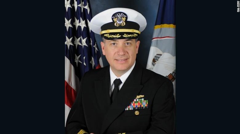 Capt Daniel Dusek Sentenced For Trading Secrets For Booze -5452