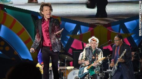Faits saillants de Mick Jagger