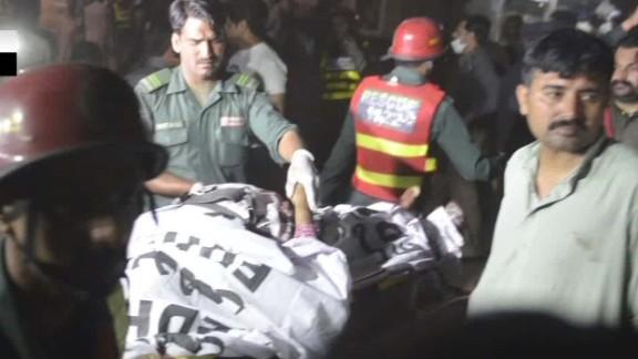 pakistan lahore blast sophia saifi beeper_00010319.jpg