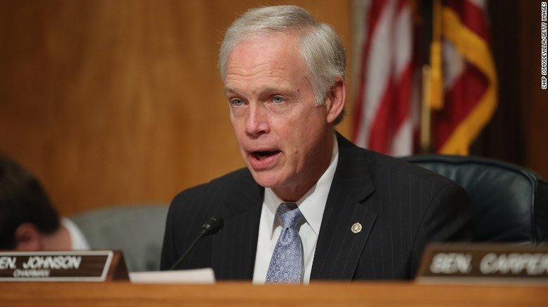 Sen. Ron Johnson backs bill to undo tariffs