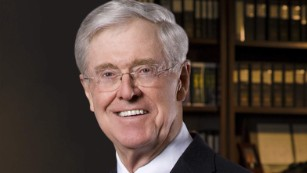 Koch officials avoid confrontation at muted donor gathering
