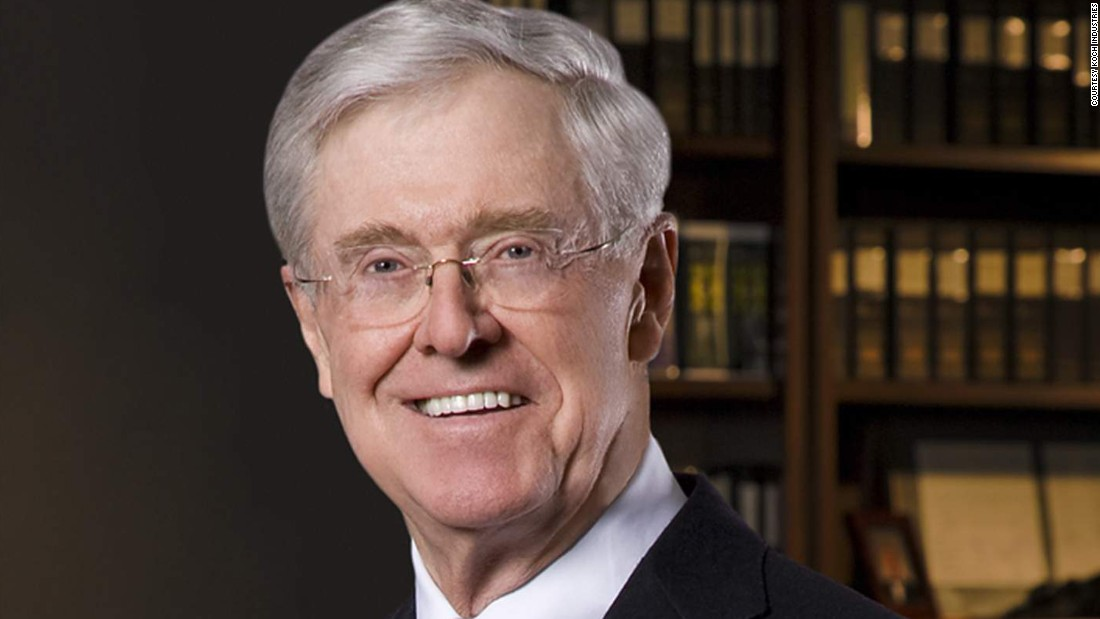 Koch network plans its biggest election-year effort in 2020